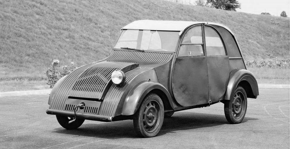Citroën 100 år – del 2