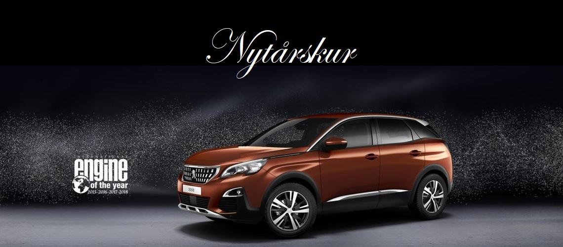 Peugeot Nytårskur