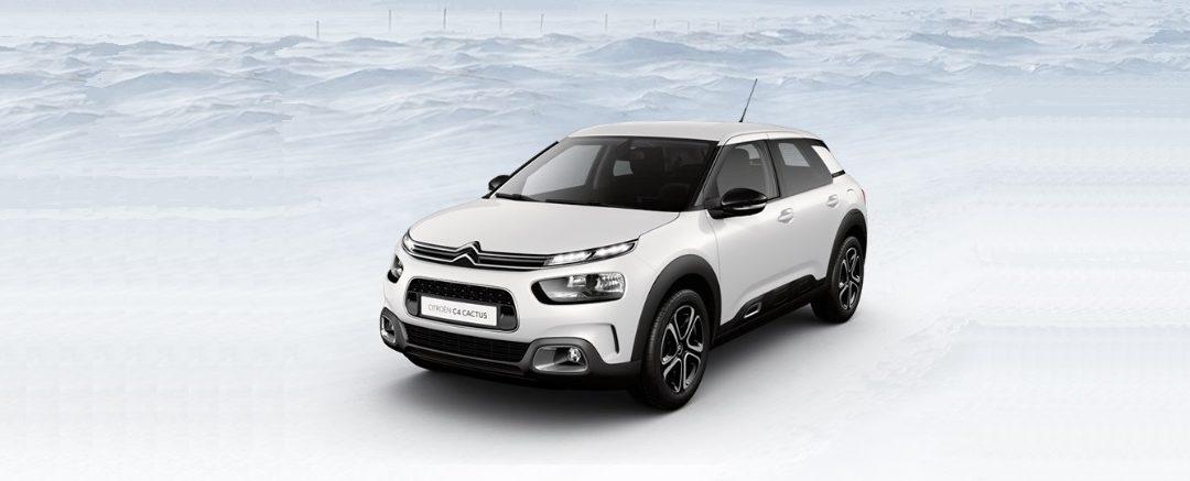 Citroën vinterkup