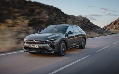 Nyt Citroën-flagskib
