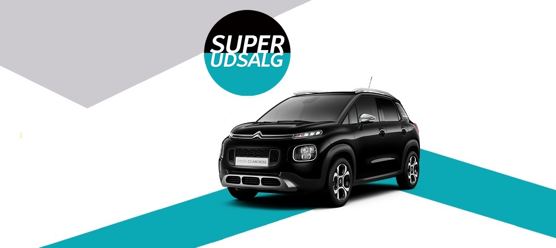 Citroën Super Udsalg