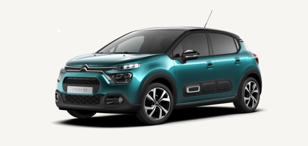 Ny Citroën C3