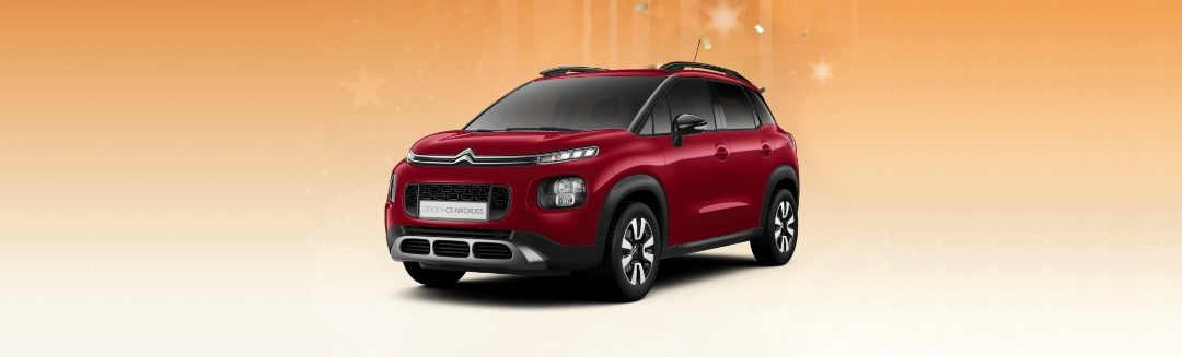 Citroën Nytårssalg