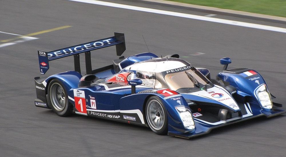 Peugeot i Le Mans