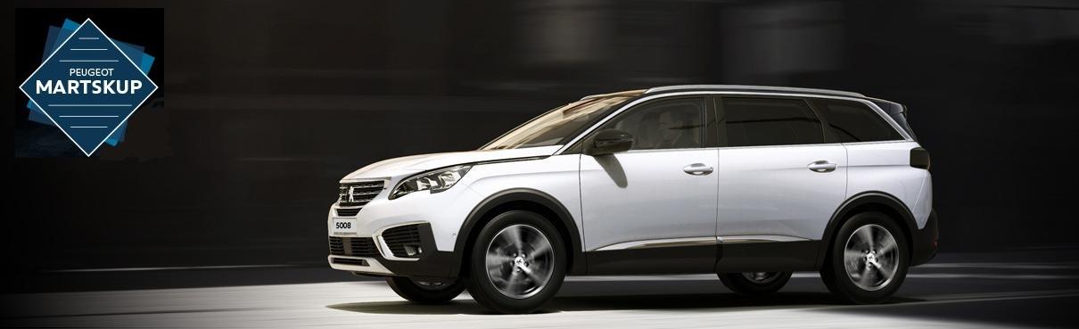 Peugeot martskup