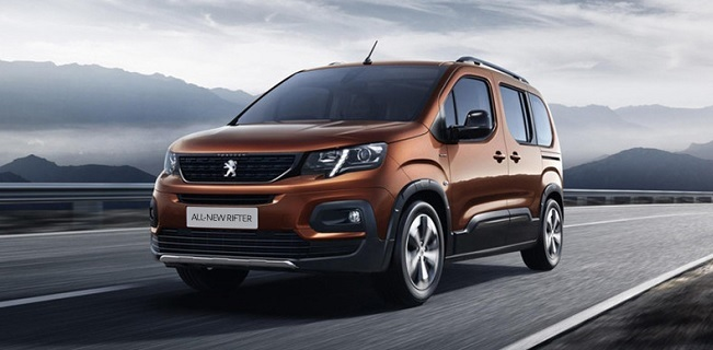 Ny Peugeot Rifter