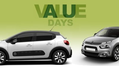 Citroën Value Days